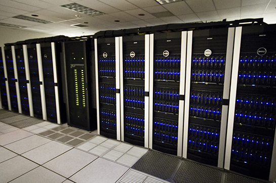 The Lonestar supercomputer