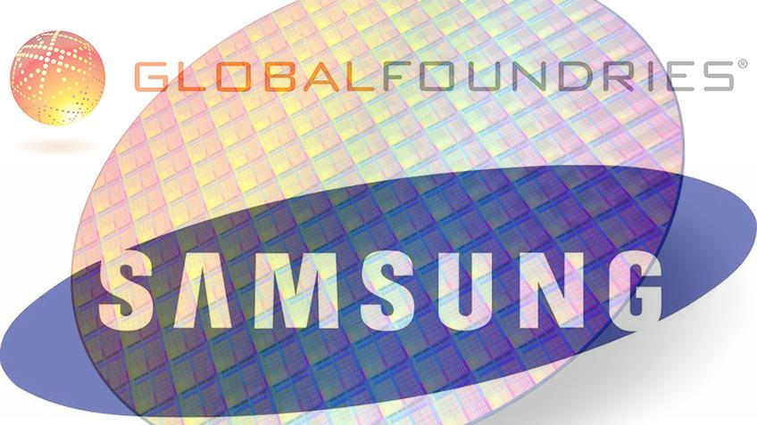 SamsungGloFoWafer