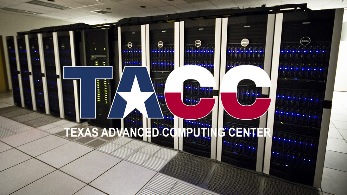 TACC supercomputing