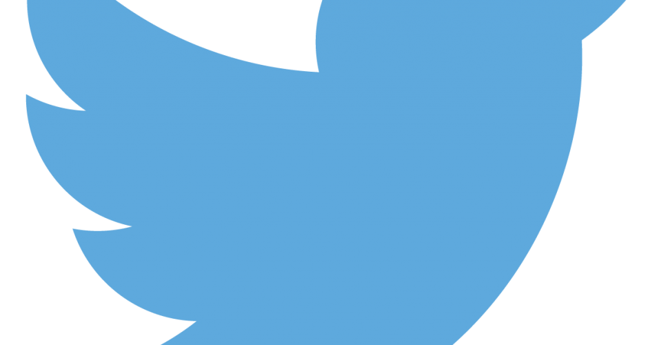 Twitter Logo Large