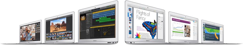Macbook Air Apps