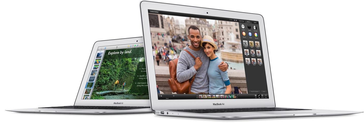 Macbook Air Productivity