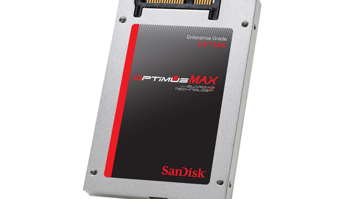 SanDisk Optimus MAX SAS SSD