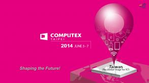 Computex Taipei 2014 Intro Page