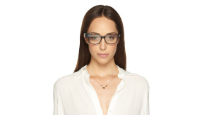 DVF Model Google Glass