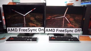 FreeSync On FreeSync Off