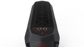 Graphite 780T Blk UI Close-up
