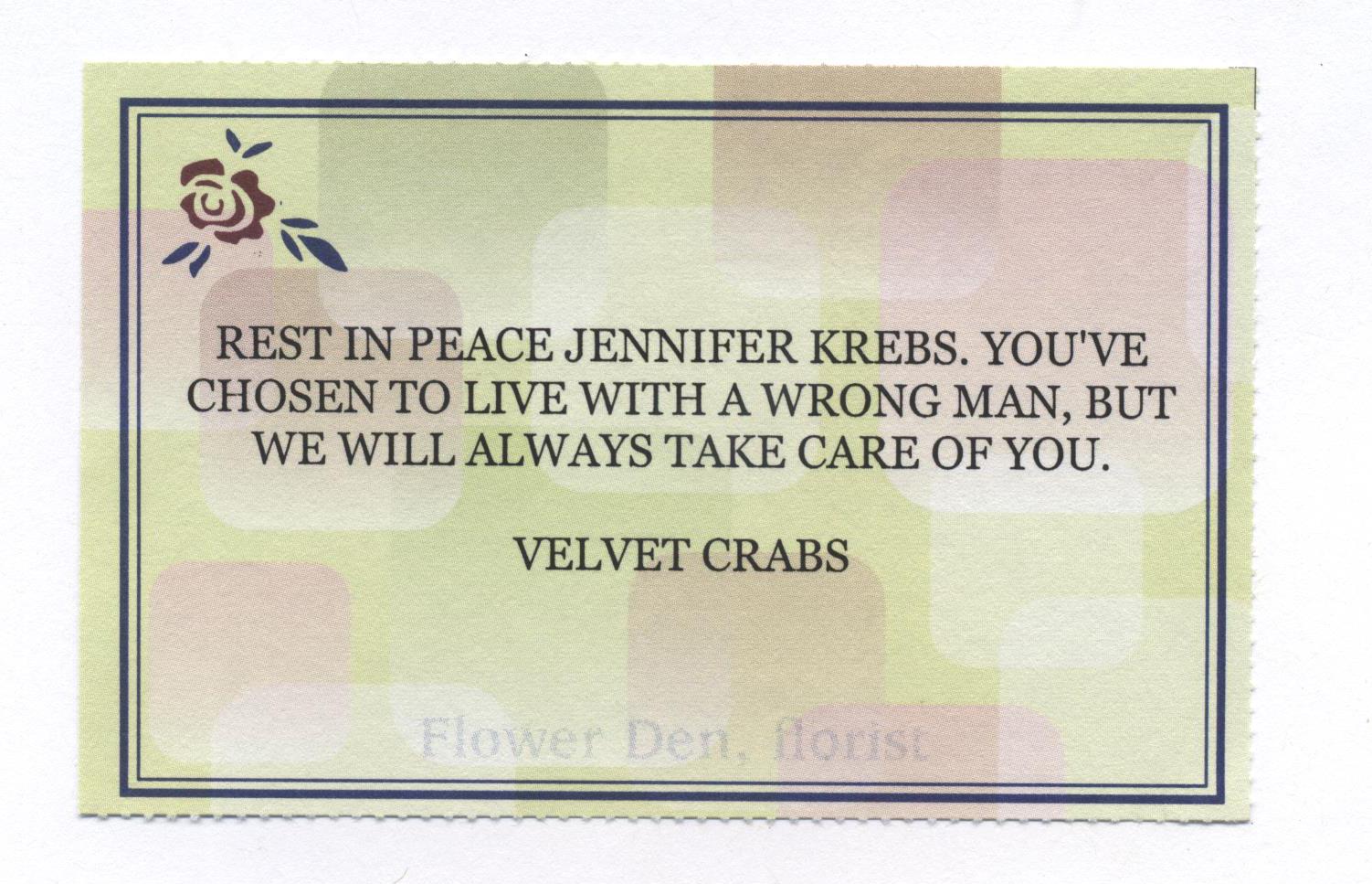 Jennifer Krebs