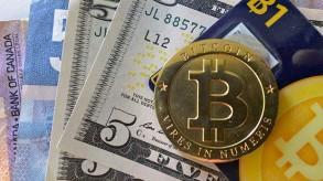 Bitcoin and currencies