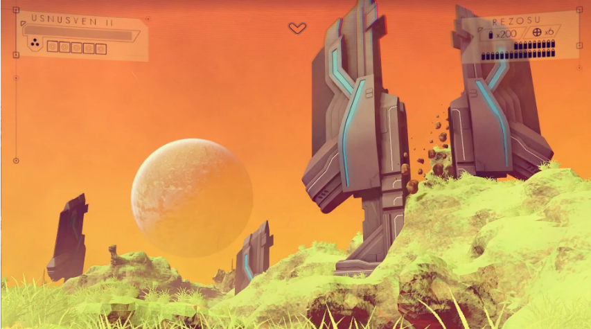 No Man's Sky has gained incredible momentum, standing up against AAA games with its anticipation and acclaim.