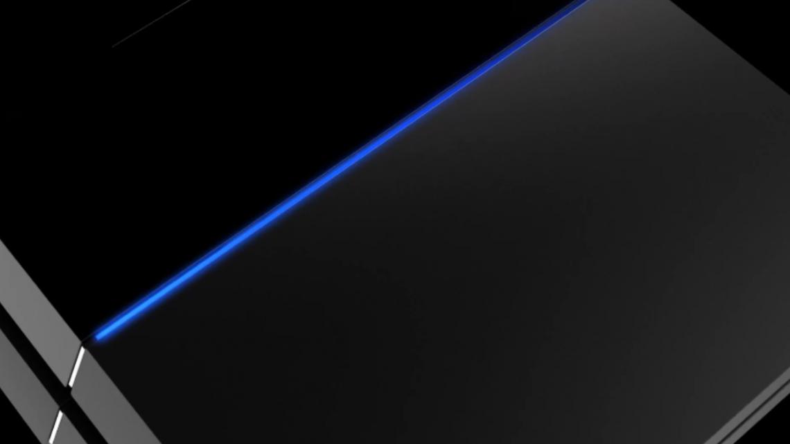 PlayStation 4 Jet Black PS4
