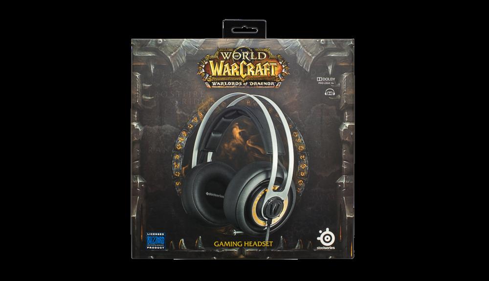 WoW Headset Box - Siberia Elite World of Warcraft Edition