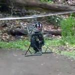 SnapRoll SUAS Drone Landing