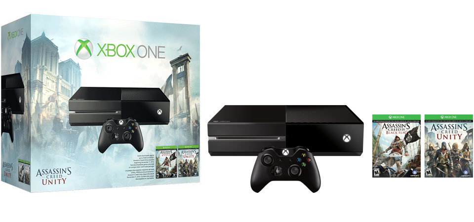 Microsoft offers holiday xbox one bundles for in u s