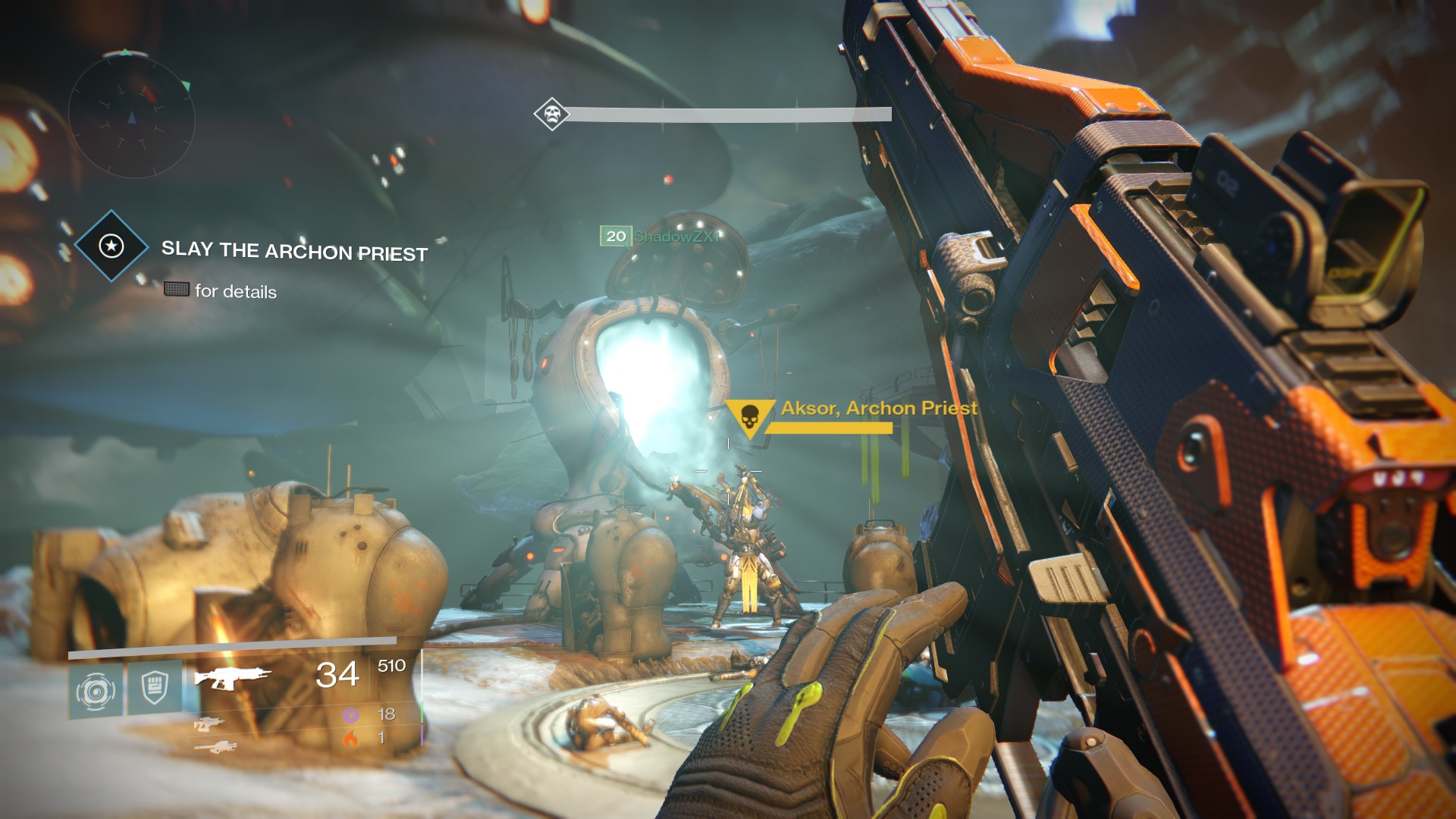 Missions and strikes are punctuated with tough boss battles that
