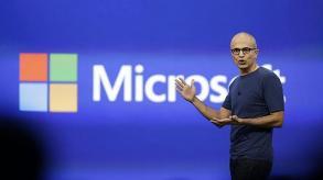 Microsoft Nadella
