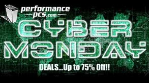 Performance PCs Cyber Monday