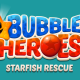 Bubble Heroes header