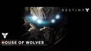 Destiny House of Wolves DLC NEW