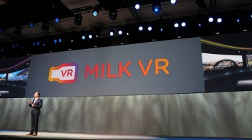 Samsung Milk VR