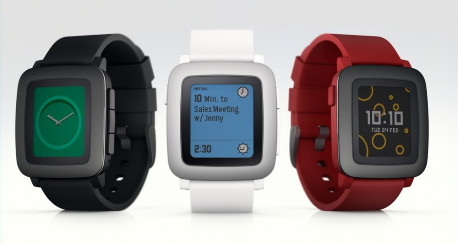Pebble Time Kickstarter