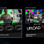 Xbox One upload studio