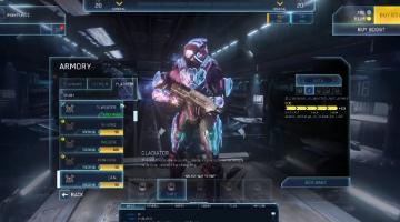 Halo Online Armor 2