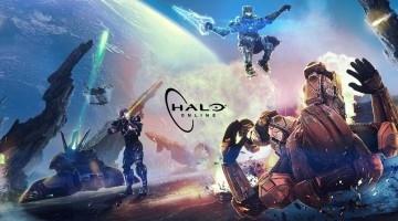 Halo Online Splash