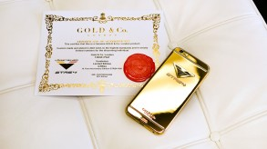 Vorsteiner edition Gold iPhone6 by Gold&Co London 4